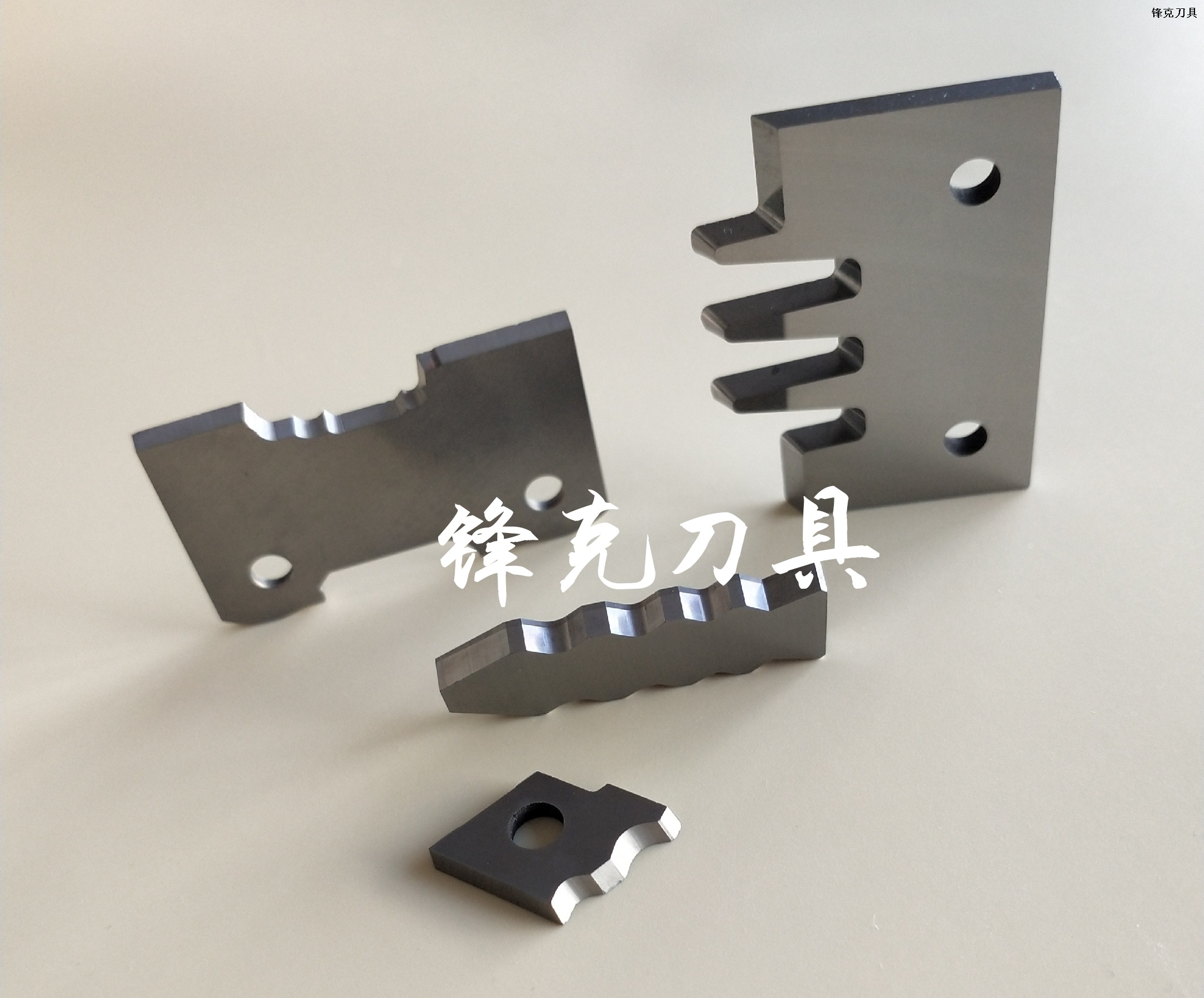 Sharper cutter profiles