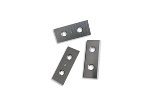 Reversible inserts 12 double hole series